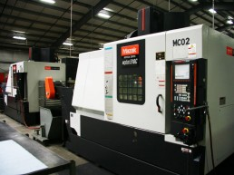 Mazak Demo One