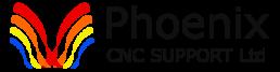 Phoenix CNC Support Logo