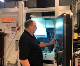 Mazak CNC Programming and Training